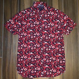 Cactus Man Slim Fit Short Sleeve Shirt